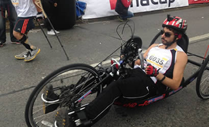 Handcycle 2